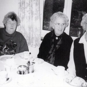 Boxing Day lunch 1997