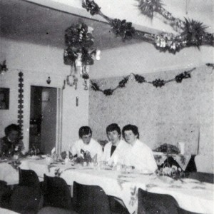 Christmas Lunch 1981