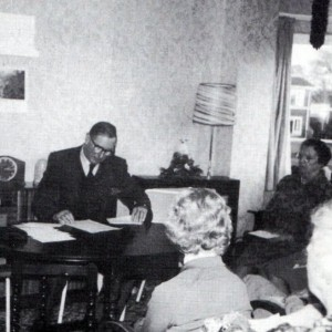 League of Friends Chairman 1983