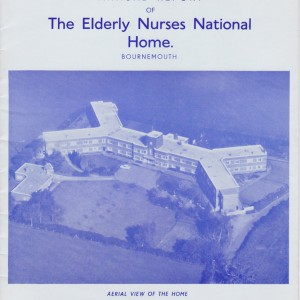 RNNH Annual Report 1965