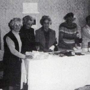 residents' Social Club Shop 1983