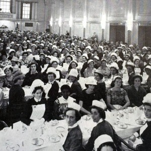Centenary Luncheon for St Thomas' Hospital (1960)