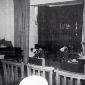 Chapel at RNNH 1983