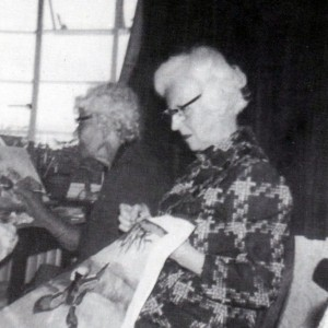 crafts at the Annual Fete 1983