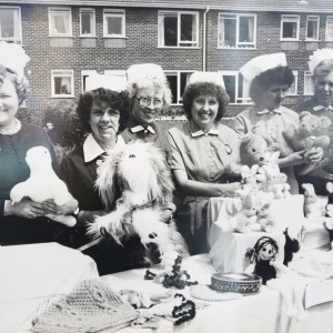 Nurses' Fete - photo by Daily Echo