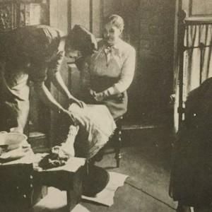 The Queen's nurse c.1930