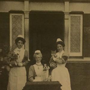 Victoria Nurses Home c. 1900