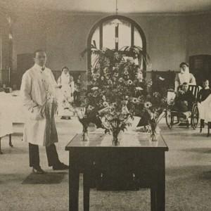 Ward Scene c. 1910